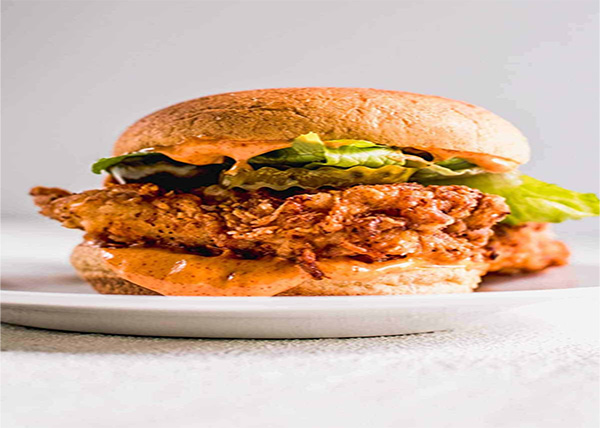 online Chicken Sandwich order in pokhara