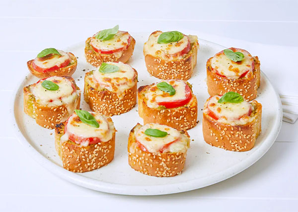 online order Bruschetta/Garlic Bread