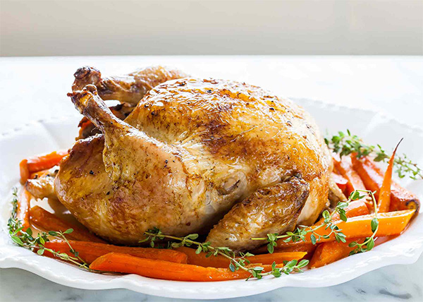 online Roast Chicken order in pokhara