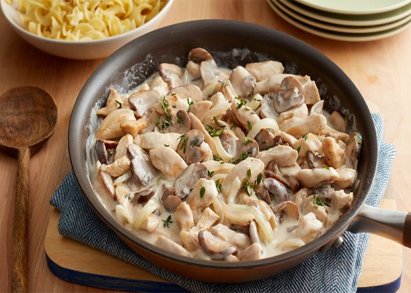 online Beef Or Chicken Stroganoff order in pokhara