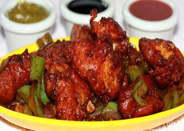 online order Chicken Chilly with Bone