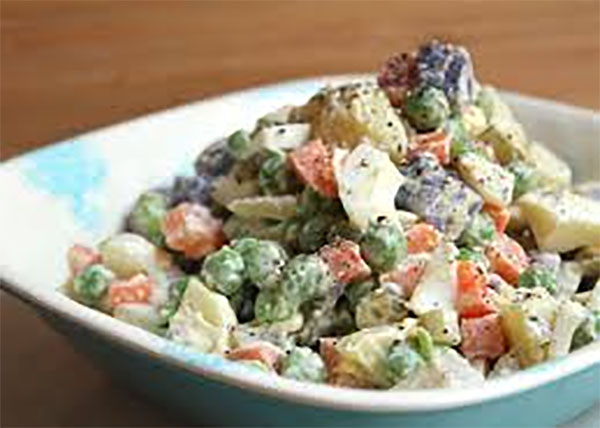 online order Russian Potato Egg Salad