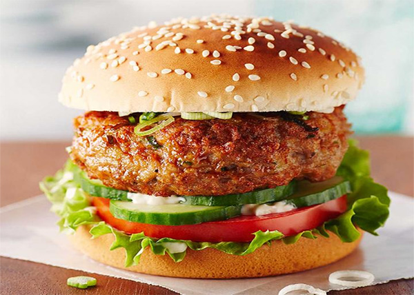 online order Chicken Burger