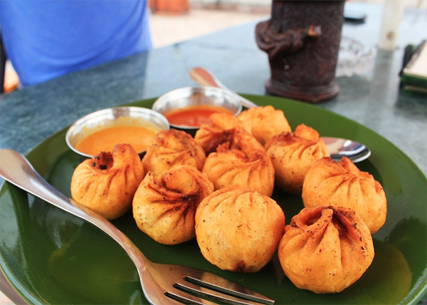 online order Fried Veg MOMO