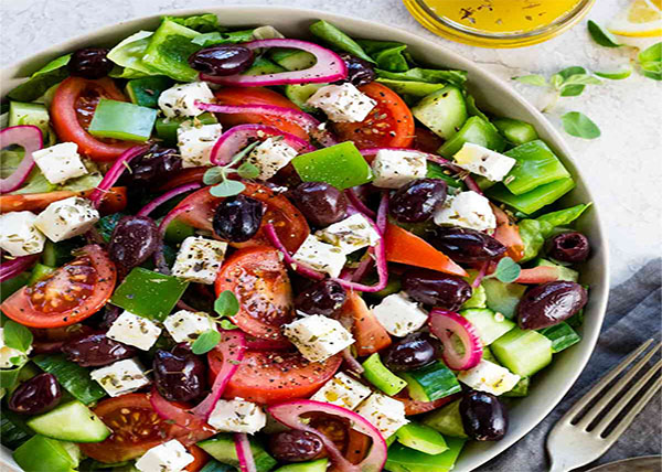 online order Greek Salad