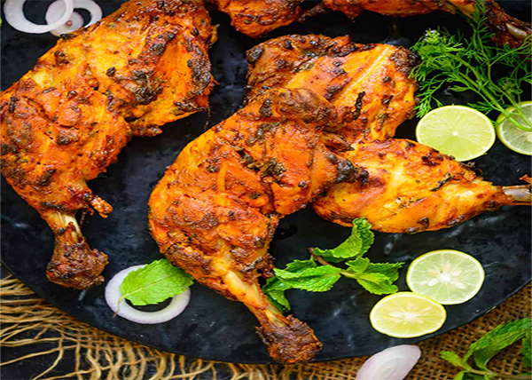 online Chicken Tandoori(Quarter) order in pokhara