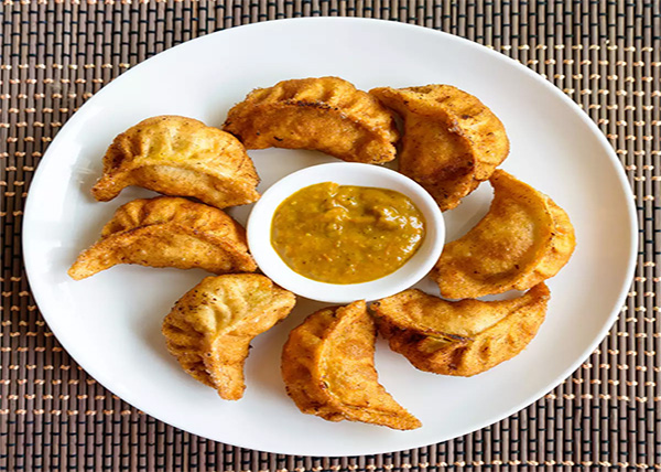 online Fried Chicken MOMO order in pokhara