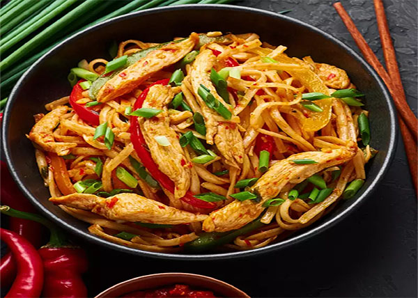 online Mixed Chowmein order in pokhara