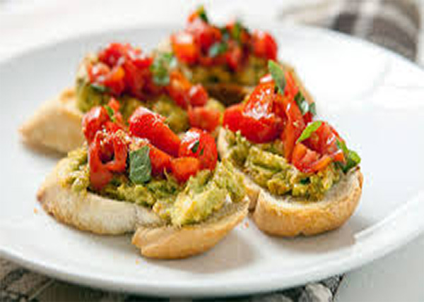 online Avocado  Bruschetta order in pokhara