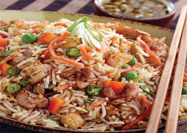 online order Mixed Fried Rice