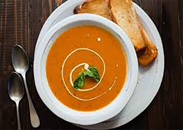 online Cream of Tomato Soup order in pokhara