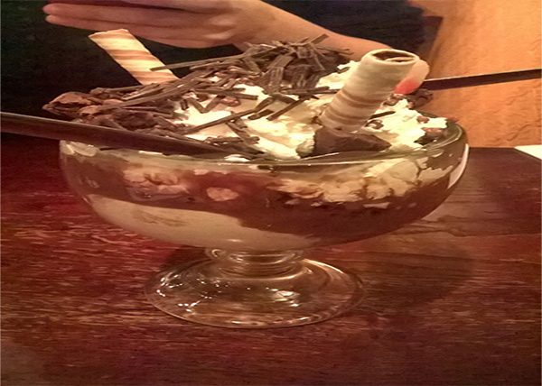 online Godfather's Ice Cream Sundae order in pokhara