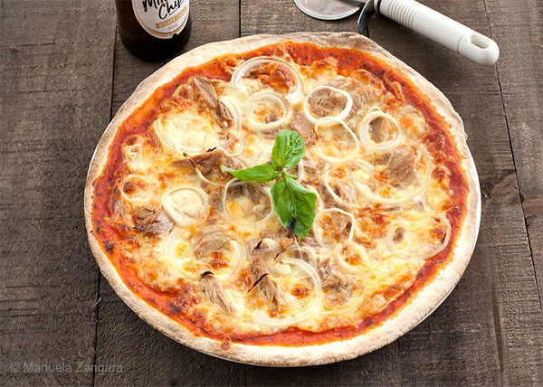 online order All Tuna Pizza