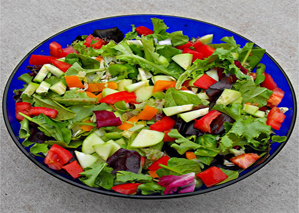 online Fresh Green Salad order in pokhara