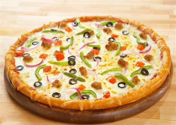 online order All Pollo Pizza
