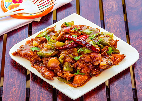 online Chicken Chilly Boneless order in pokhara