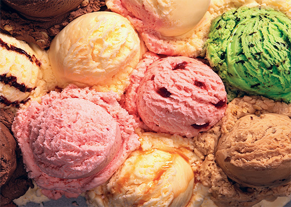 online Ice Cream(Two Scoops) order in pokhara